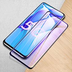Protector de Pantalla Cristal Templado Integral Anti luz azul para Huawei Mate 40 Lite 5G Negro