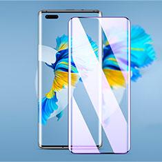 Protector de Pantalla Cristal Templado Integral Anti luz azul para Huawei Mate 40 Pro Negro