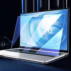 Protector de Pantalla Cristal Templado Integral Anti luz azul para Huawei Matebook D14 (2020) Negro