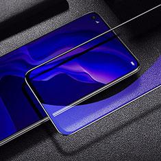 Protector de Pantalla Cristal Templado Integral Anti luz azul para Huawei P40 Lite Negro