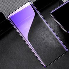 Protector de Pantalla Cristal Templado Integral Anti luz azul para OnePlus 8 Negro