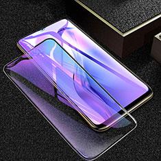 Protector de Pantalla Cristal Templado Integral Anti luz azul para Oppo A31 Negro