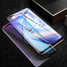 Protector de Pantalla Cristal Templado Integral Anti luz azul para Oppo A92s 5G Negro