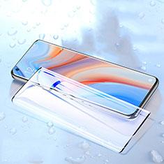 Protector de Pantalla Cristal Templado Integral Anti luz azul para Oppo Reno4 Pro 5G Negro