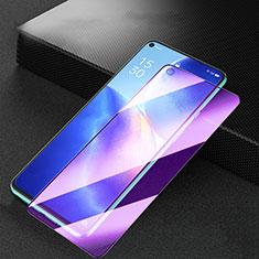 Protector de Pantalla Cristal Templado Integral Anti luz azul para Oppo Reno5 5G Negro