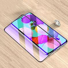 Protector de Pantalla Cristal Templado Integral Anti luz azul para Samsung Galaxy M51 Negro