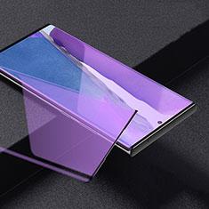 Protector de Pantalla Cristal Templado Integral Anti luz azul para Samsung Galaxy Note 20 Ultra 5G Negro