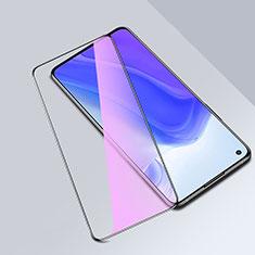 Protector de Pantalla Cristal Templado Integral Anti luz azul para Xiaomi Mi 10T 5G Negro