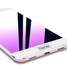 Protector de Pantalla Cristal Templado Integral F01 para Huawei Mate 9 Lite Blanco