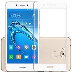 Protector de Pantalla Cristal Templado Integral F02 para Huawei Enjoy 6S Blanco