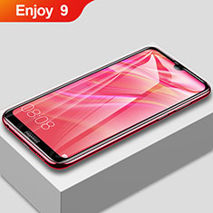 Protector de Pantalla Cristal Templado Integral F02 para Huawei Enjoy 9 Negro