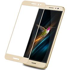 Protector de Pantalla Cristal Templado Integral F02 para Huawei G9 Plus Oro