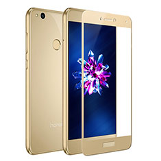 Protector de Pantalla Cristal Templado Integral F02 para Huawei Honor 8 Lite Oro