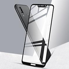 Protector de Pantalla Cristal Templado Integral F02 para Huawei Honor Play Negro