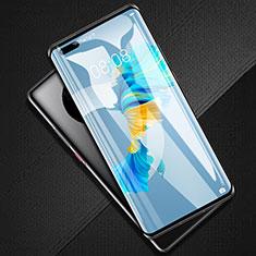 Protector de Pantalla Cristal Templado Integral F02 para Huawei Mate 40 Pro+ Plus Negro