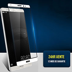 Protector de Pantalla Cristal Templado Integral F02 para Huawei Mate 8 Blanco