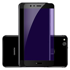 Protector de Pantalla Cristal Templado Integral F02 para Huawei P10 Lite Negro