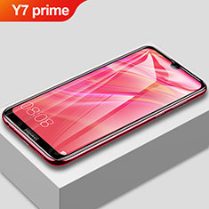 Protector de Pantalla Cristal Templado Integral F02 para Huawei Y7 Prime (2019) Negro