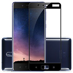Protector de Pantalla Cristal Templado Integral F02 para Nokia 8 Negro