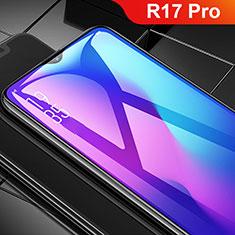 Protector de Pantalla Cristal Templado Integral F02 para Oppo R17 Pro Negro