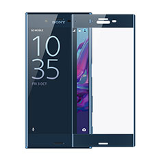 Protector de Pantalla Cristal Templado Integral F02 para Sony Xperia XZ Azul
