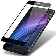 Protector de Pantalla Cristal Templado Integral F02 para Xiaomi Redmi 4 Prime High Edition Negro