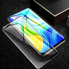 Protector de Pantalla Cristal Templado Integral F02 para Xiaomi Redmi Note 9 Negro