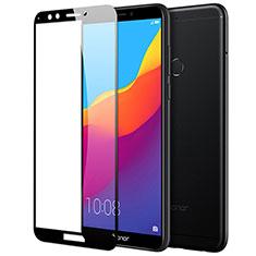 Protector de Pantalla Cristal Templado Integral F03 para Huawei Honor 7A Negro