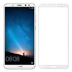 Protector de Pantalla Cristal Templado Integral F03 para Huawei Mate 10 Lite Blanco