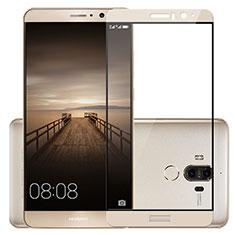 Protector de Pantalla Cristal Templado Integral F03 para Huawei Mate 9 Oro