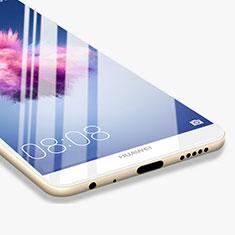Protector de Pantalla Cristal Templado Integral F03 para Huawei P Smart Blanco