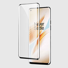 Protector de Pantalla Cristal Templado Integral F03 para OnePlus 8 Pro Negro