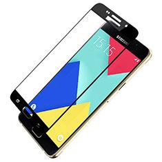 Protector de Pantalla Cristal Templado Integral F03 para Samsung Galaxy A9 (2016) A9000 Negro
