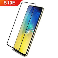 Protector de Pantalla Cristal Templado Integral F03 para Samsung Galaxy S10e Negro