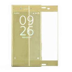 Protector de Pantalla Cristal Templado Integral F03 para Sony Xperia 1 Oro