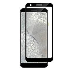 Protector de Pantalla Cristal Templado Integral F04 para Google Pixel 3a Negro