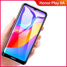 Protector de Pantalla Cristal Templado Integral F04 para Huawei Honor Play 8A Negro