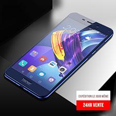 Protector de Pantalla Cristal Templado Integral F04 para Huawei Honor V9 Play Azul