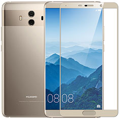 Protector de Pantalla Cristal Templado Integral F04 para Huawei Mate 10 Oro