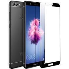 Protector de Pantalla Cristal Templado Integral F04 para Huawei P Smart Negro