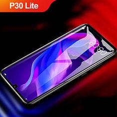 Protector de Pantalla Cristal Templado Integral F04 para Huawei P30 Lite Negro