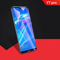 Protector de Pantalla Cristal Templado Integral F04 para Huawei Y7 Pro (2019) Negro