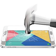Protector de Pantalla Cristal Templado Integral F04 para Samsung Galaxy A9 Pro (2016) SM-A9100 Blanco