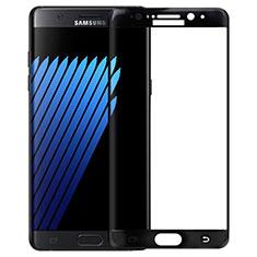 Protector de Pantalla Cristal Templado Integral F04 para Samsung Galaxy Note 7 Negro
