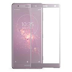 Protector de Pantalla Cristal Templado Integral F04 para Sony Xperia XZ2 Oro Rosa