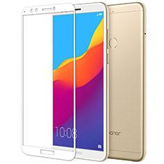 Protector de Pantalla Cristal Templado Integral F05 para Huawei Enjoy 8 Blanco