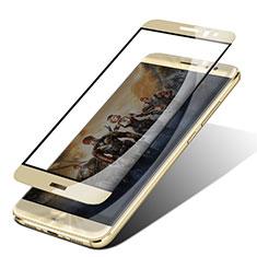 Protector de Pantalla Cristal Templado Integral F05 para Huawei G9 Plus Oro
