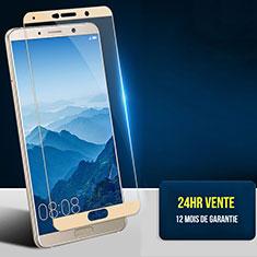 Protector de Pantalla Cristal Templado Integral F05 para Huawei Mate 10 Oro