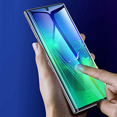 Protector de Pantalla Cristal Templado Integral F05 para Samsung Galaxy Note 10 Plus Negro