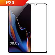 Protector de Pantalla Cristal Templado Integral F06 para Huawei P30 Negro